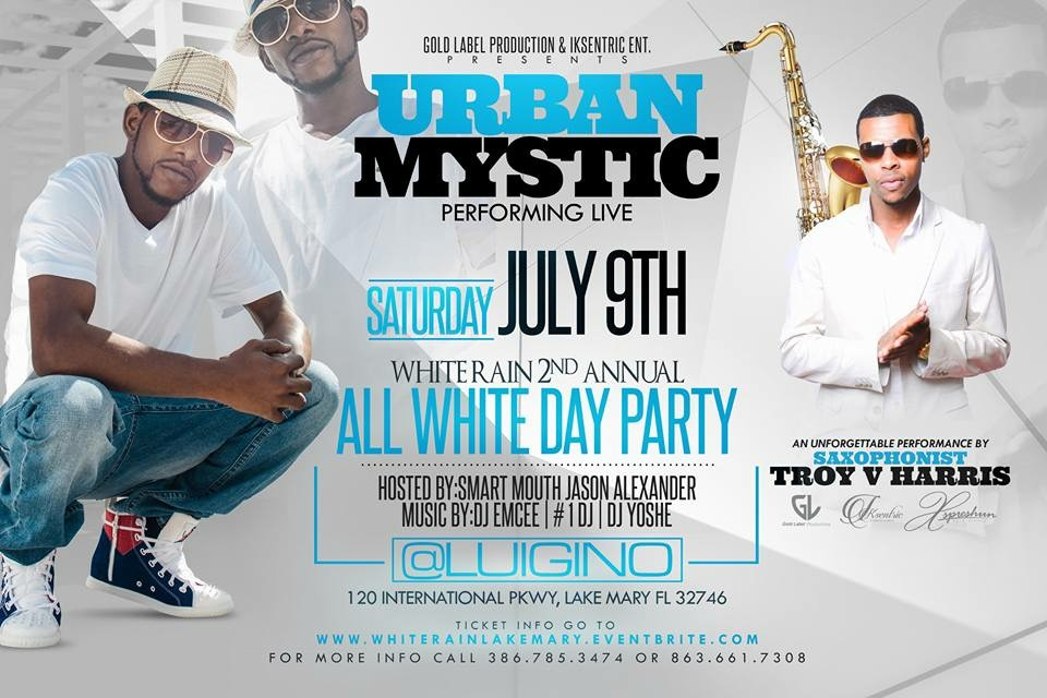 UM All White Affair